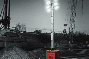 Diesel Lighting Towers